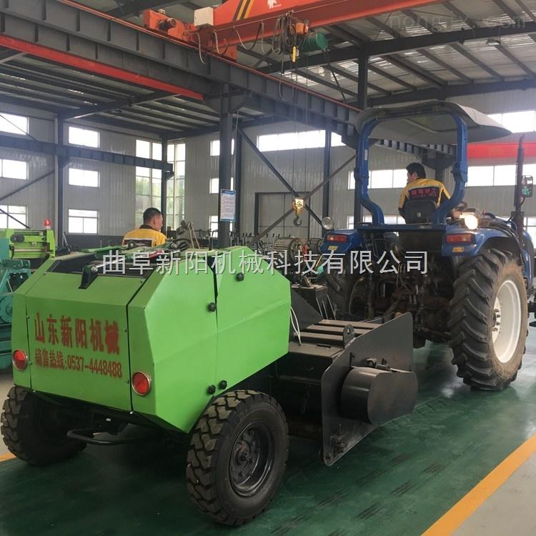 沧州 青贮秸秆打捆机  厂家