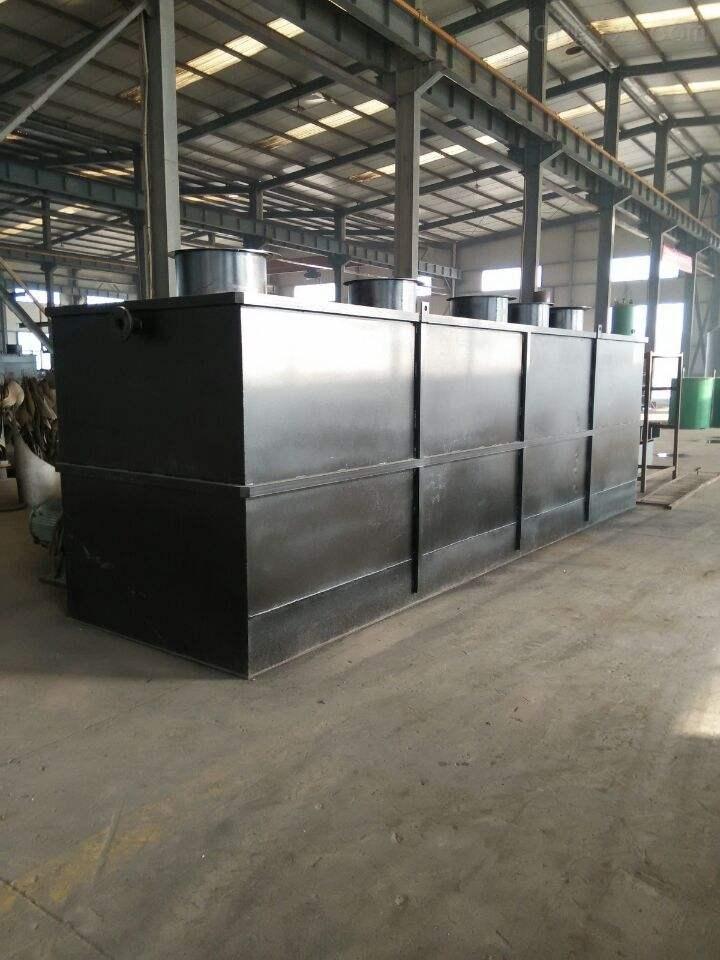 驻马店火腿肠加工厂污水处理设备出水稳定