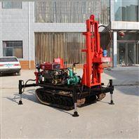 BK-高性能履带液压钻机抓锥折叠钻机