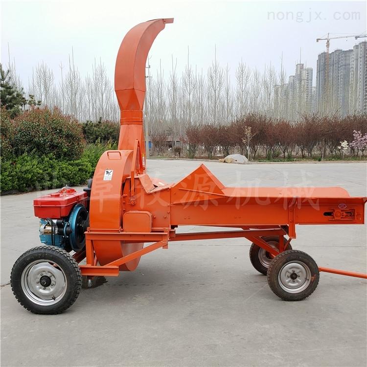 大型铡草机价格 自动进料铡草机