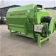 牛羊飼料攪拌機 TMR飼草粉碎機 潤華機械