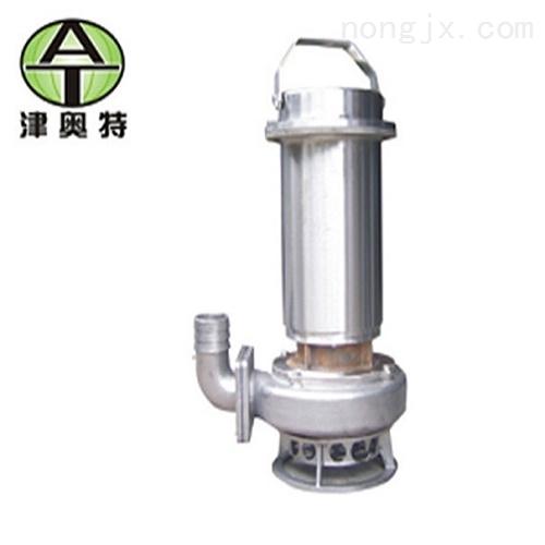排污水不锈钢潜水泵质量好