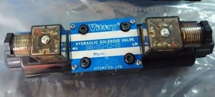 台湾VITORY液压电磁阀
