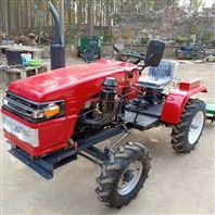多缸四轮土壤耕整机