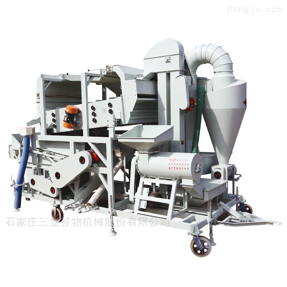 大型小麦复式精选机