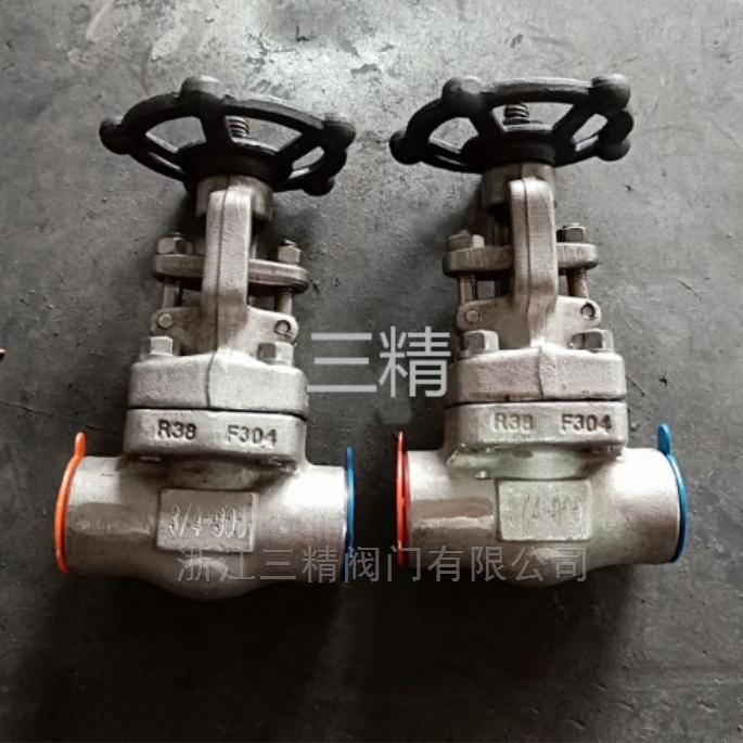 F304焊接闸阀