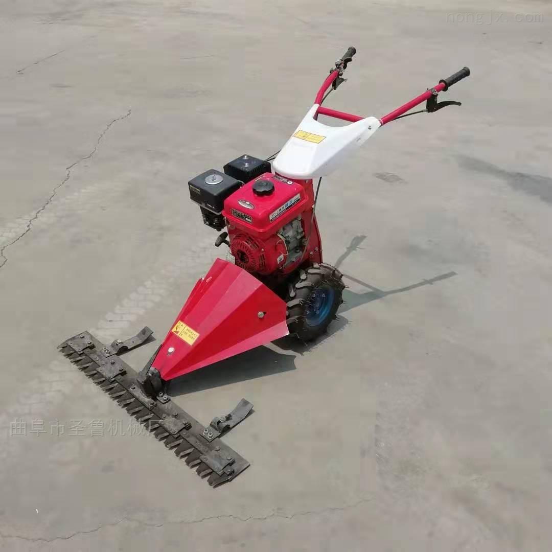 汽油牧草收割机苜蓿草割草机