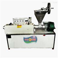 豆粕粉制牛排机 豆皮机