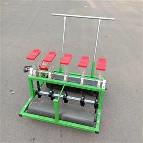 xnjx-6汽油三行蔬菜小颗粒播种机