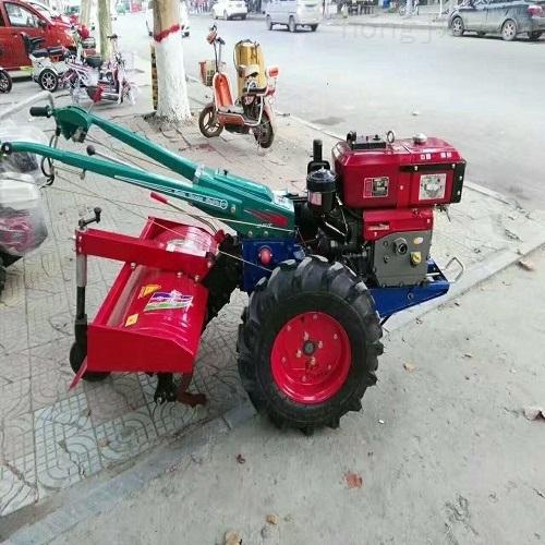 农用山坡地手扶拖拉机