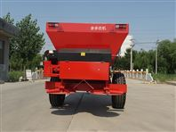 多多農機3方機械干濕糞肥有機肥撒肥機