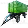 自卸农用拖车,拖拉机牵引拖车,四轮拖车