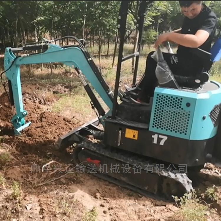 先导式液压小型挖掘机济宁小挖机ljy7