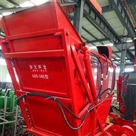 165型玉米秸秆切碎回收机