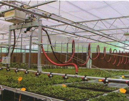 农业物联网云技术实现作物精准灌溉
