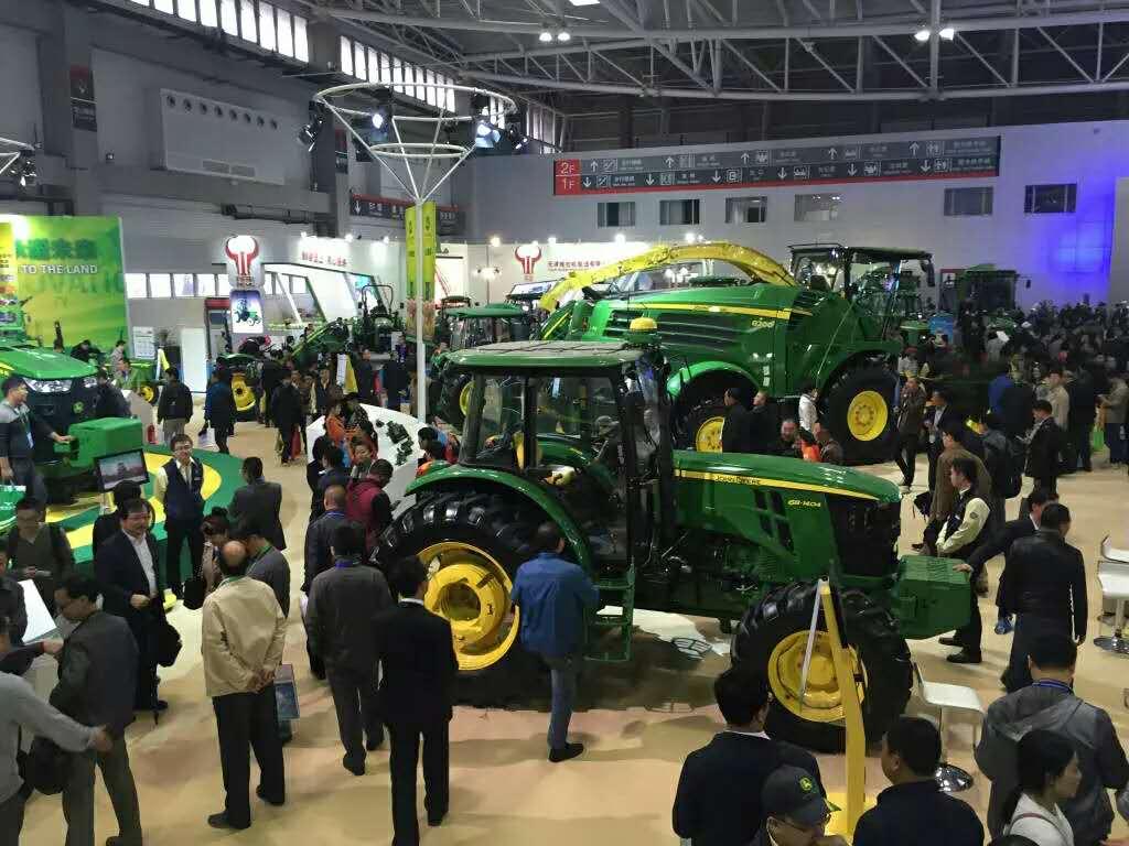 2017京津冀现代农业科技暨        农业机械及零部件展览会