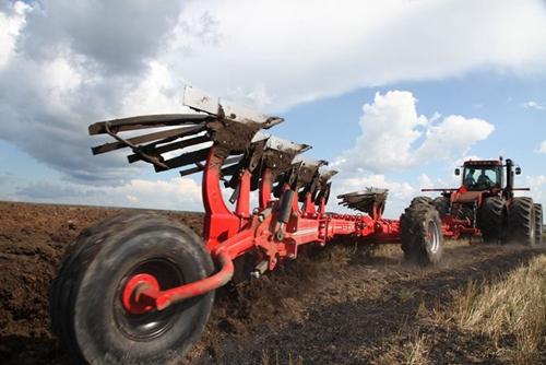 """正视差距:国产农机产品才能更好的""""走出去"""""""