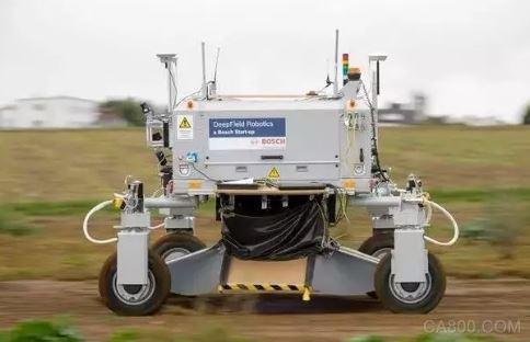 """20年内:一大波机器人将要""""入侵""""农业王国"""