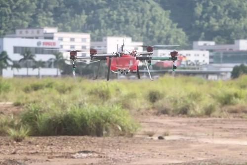 珠海羽人获得2017年江西省植保无人机补贴资格
