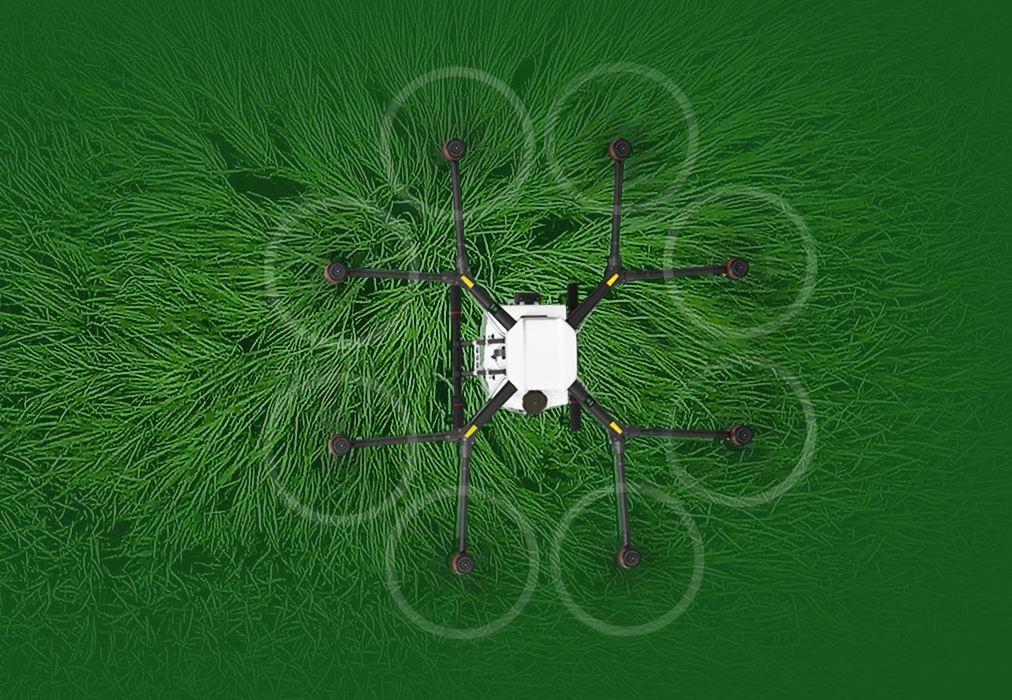 """植保无人机何以被贴上""""绿色环保""""的标签?"""