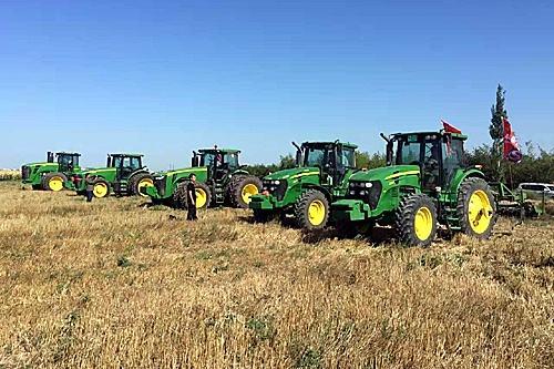 """我国农机装备""""全覆盖""""发展需求凸现"""