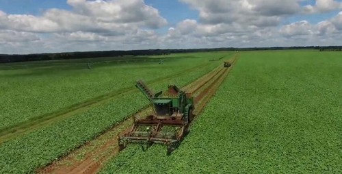 那些你极少见到的新型农业机械