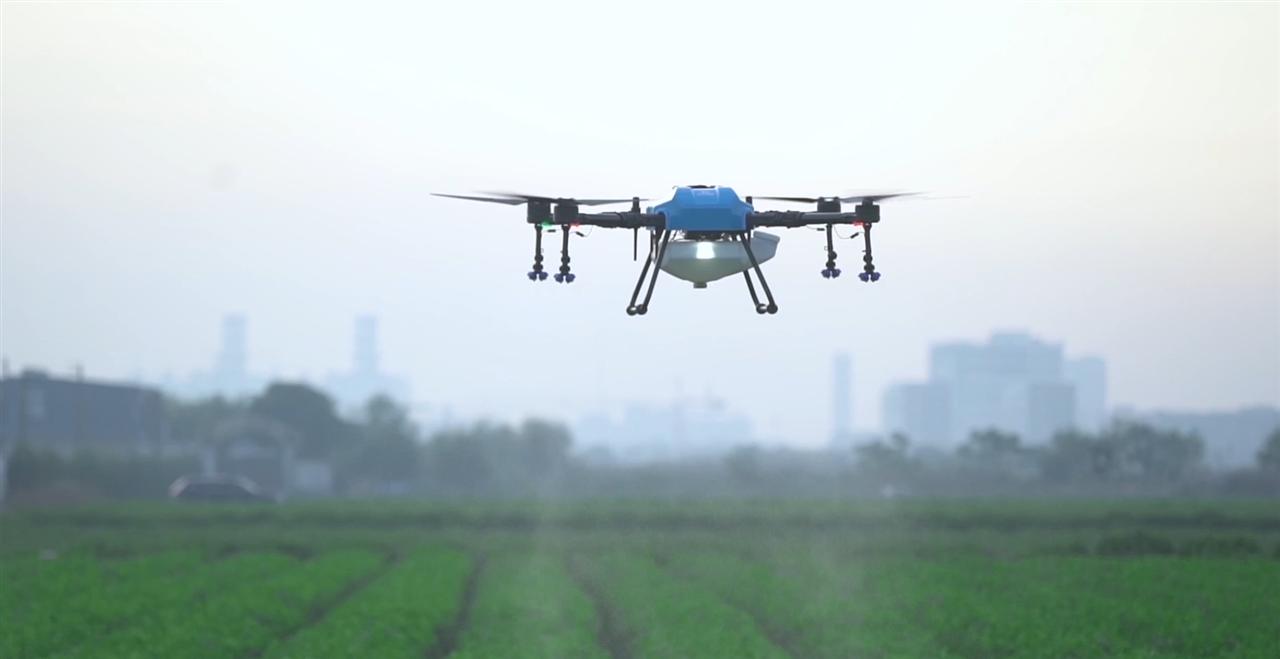 認識啟飛智能A16植保無人機