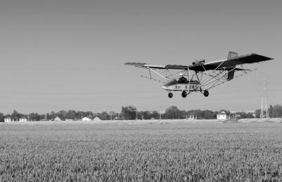 失事飞机机型为a2c超轻型水上飞机