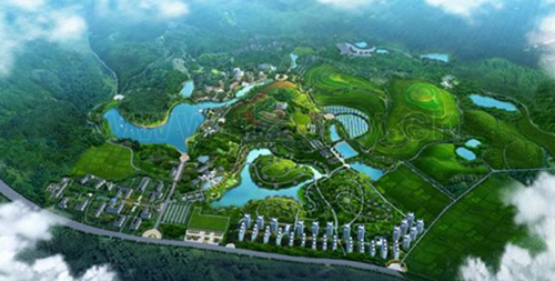 """""""农业,园区,小镇"""" 新尝试 建设新型产业园"""