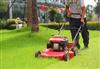 安奇迪 侧挂式汽油割灌机打草机 割稻机 草坪机割草机 CG520B