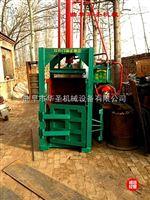 压缩密度高棉花打包机,大尺寸电动液压打包机